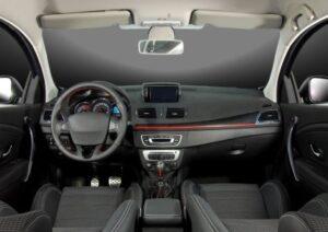Interior auto inspection