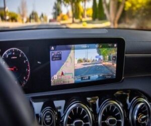 Interior preowned gps